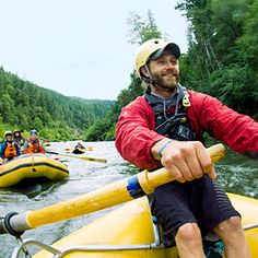Whether you're into lazy-day floating or rip-roaring rapids, there's a river out there for you
