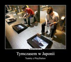 Tymczasem w Japonii Gamers, Flat Screen, Tv, Blood Plasma, Television Set, Flatscreen, Dish Display, Television