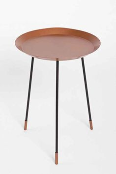 Assembly Home Tripod Table - Urban Outfitters // plant stand?