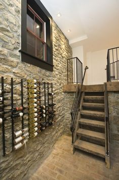 Looking for a good idea for your wine rack?