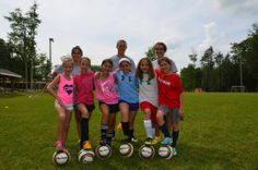 Who's ready to work on their soccer skills?