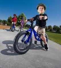 Teach your Child to Ride a Bike: http://www.aroundtownkidsfrisco.com/blog/how-to-teach-kids-to-ride-a-bike/