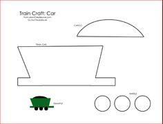TRAIN CRAFT CAR