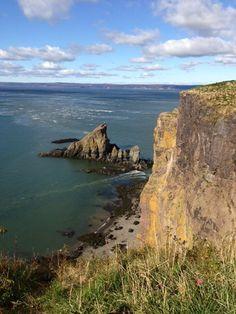 A hike to Cape Split, Nova Scotia!