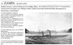 H/S ZAMPA (1856-1876). Sejlede bl.a. på ruterne København - Falster - Lolland - Kiel  og København - Sydsjælland - Stege - Koster - Kalvehave - Falster - Lolland - Fyn. På Fejø havde H. P. Prior midt i 1850'erne ladet bygge en udskibningsbro ved Sletterne på øens østside. På sin rejse fra København til Kiel anløb Priors H/S ZAMPA Kalvehave og Fejø. Kilde: DFDS 1866-1991. Skibsudvikling gennem 125 år - fra Hjuldamper til Rulleskib, 1991, samt artikel af Christian Nielsen.