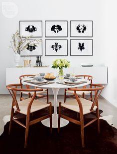 home of  designer Matthew Meisner, owner of design firm Heirloom & Knot