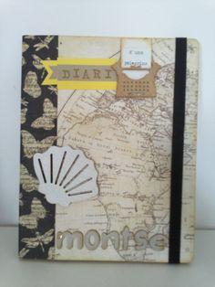 cuaderno de viaje para el Camino de Santiago