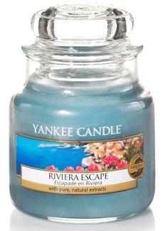 Yankee Candle Classic Small Jar Riviera Escape #YankeeCandle