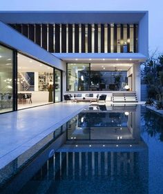 Design by Paz Gersh Architects. Follow @architectdesigne for more /// Diseño por Paz Gersh Arquitectos. #d_signers by d.signers