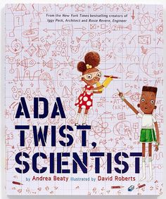 Ada Twist, Scientist review and lesson plan link