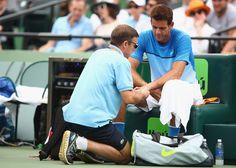 Del Potro x Zeballos, Masters 1000 de Miami, tênis (Foto: Getty Images)