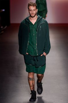 COCA-COLA-JEANS_fw14_fy24 Him, with maori leg tattoo