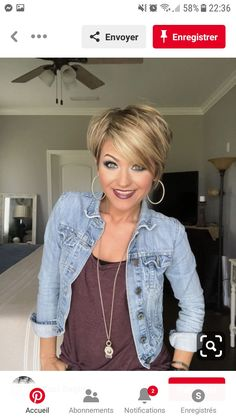Pin on Womens Hairstyles Short spiky hairstyles for women have been known to have a glamorous and sassy look in quite a simple way. Women often prefer these short spiky hairstyles. Cute Hairstyles For Short Hair, Trending Hairstyles, Easy Hairstyles, Haircut Short, Short Layered Hairstyles, Haircut Bob, Short Pixie Haircuts, Short Layered Bobs, Hairstyle Images