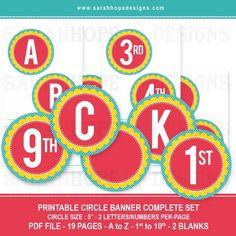 free-printable-customizable-circle-banner