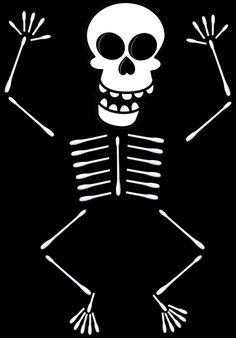 How to Make Q Tip Skeletons