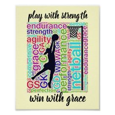 29 Best netball quotes images in 2018 | Netball, Netball