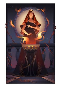 Egyptian Gods and Goddesses - Oracle Deck by Yliade on DeviantArt Greek Goddess Art, Greek And Roman Mythology, Greek Gods And Goddesses, Moon Goddess, Goddess Of The Hearth, Greek Pantheon, Mythical Creatures, Deities, Fantasy Art