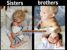 Sister Quotes Funny, Funny Baby Memes, Funny School Jokes, Cute Funny Quotes, Some Funny Jokes, Crazy Funny Memes, Funny Facts, Haha Funny, Hilarious