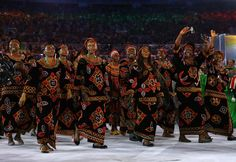 Cameroon's team arrives. REUTERS/Kai Pfaffenbach