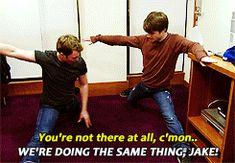 funny-gif-Daniel-Radcliffe-floor #2