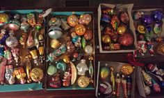 Christopher Radko Rare Polish Glass Ornaments Years 1987-1996 Total Of (93) in Collectibles, Decorative Collectibles, Decorative Collectible Brands, Christopher Radko | eBay