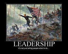 Leadership....