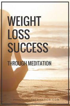 This one of the most sneaky yet AMAZINGLY powerful weight loss tips. Stress causes massive weight gain. Meditation is proven to lower stress. Literally lose weight by meditating regularly! Weight Loss For Women, Fast Weight Loss, Weight Loss Journey, Healthy Weight Loss, Weight Gain, Healthy Food, Meditation For Health, Meditation For Beginners, Meditation Techniques