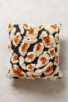 Embroidered Kosala Pillow - anthropologie.com