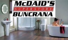 McDaid's Superstore, Buncrana, Inishowen, County Donegal, Ireland