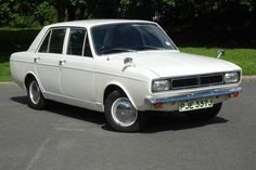 1970 Hillman Hunter - I had a white one of these in the mid 70's - it was only 5 years old and a rust bucket - but I loved it