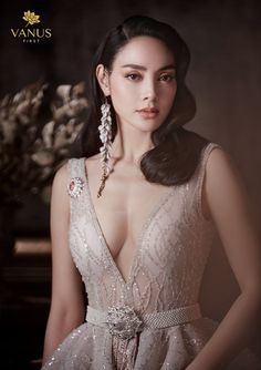 99477928 Pin on White Beauties Beautiful Girl Indian, Beautiful Girl Image, Beautiful Models, Beautiful Actresses, Most Beautiful Women, Thai Wedding Dress, Looks Chic, Beauty Full Girl, Sexy Asian Girls