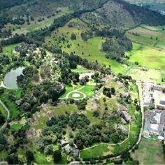 #SabíasQue? El #Parque Arqueológico de #Facatativá, es uno de los 4 parques arqueológicos de #Colombia