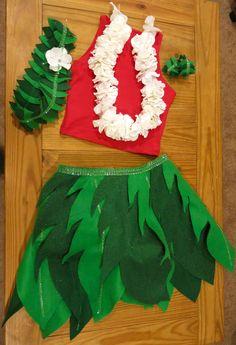 Lilo Costume Más