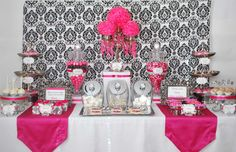 Bridal/Wedding Shower Party Ideas | Photo 1 of 12 | Catch My Party
