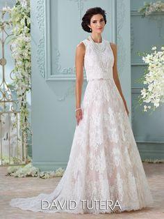 David Tutera - Rhyah - 116209 - All Dressed Up, Bridal Gown