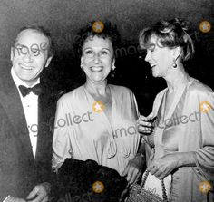 Jean Stapleton with Darren Mcgavin and Kathie Brown Supplied by Globe Photos, Inc.