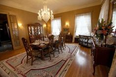 24 Beverly Road - dining room