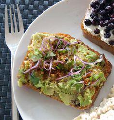 Paleo brood ontbijt
