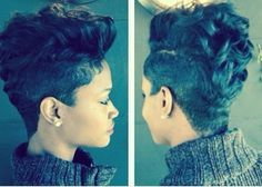 My dream haircut!!