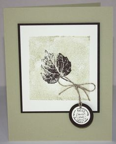 simple french foliage