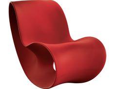 Voido Rocking Chair - hivemodern.com