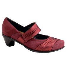 Amazon.com: Women's Naot ATTITUDE Strap Casual Mary Jane Pumps: Shoes