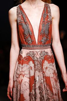 Valentino, regally beautiful...