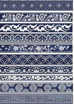 Old lace pattern