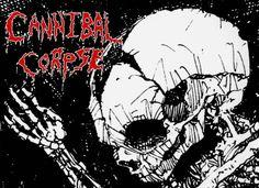 Cannibal Corpse, Famous Tattoo Artists, Metal Albums, Metallic Wallpaper, Band Memes, Thrash Metal, Death Metal, Metal Bands, Music Stuff