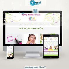 New site.Web design