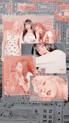 October Wallpaper, Twice Group, Kpop Backgrounds, Twice Fanart, K Pop Star, Wallpaper For Your Phone, Im Nayeon, Purple Wallpaper, Kpop Aesthetic