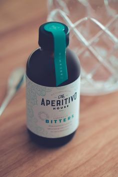 The Aperitivo House — The Dieline - Branding & Packaging