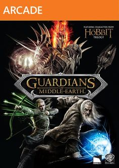 Date di uscita per Guardians of Middle-Earth