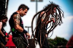 saw this dude live! Sisterlocks, Dreadlocks, Dreads Styles, Hair Styles, White Dreads, Dread Accessories, Natural Man, Dreadlock Hairstyles, Stretched Ears